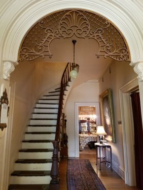 Interior Staircase House Tour