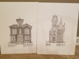 detroit house drawings